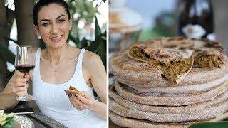 Нежные Бездрожжевые Лепёшки с Чечевицей и Цукини - Рецепт от Эгине - Heghineh Cooking Show