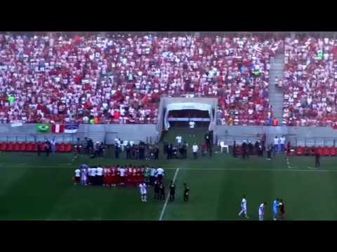 Náutico 0 x 2 Oeste - 26/11/2016 - Festa dos 25 mil torcedores antes da decepção no jogo - Parte 2