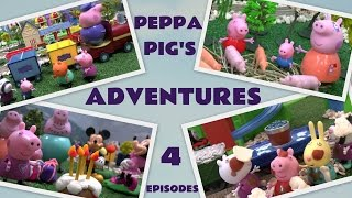 Peppa Pig Play Doh Thomas and Friends Mickey Mouse 123 Counting Disney Muddy Puddles Episode Story