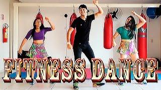 Танцевальный фитнес для начинающих