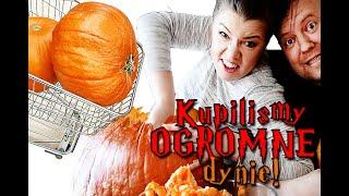 STRASZNY PIĄTEK cz3. Pierwsze w życiu Halloween Dynie