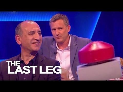 The Brand New Bullshit Buttons - The Last Leg