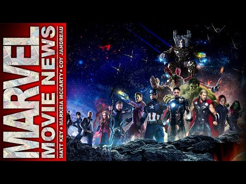 Infinty War Gets Earlier Release Date, 6 New Marvel Films More! | Marvel Movie News Ep 170