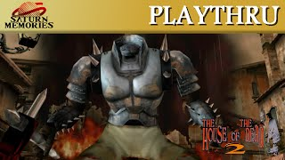 The House of the Dead 2 [PC] by SEGA - Rogan Ending (89,682) [HD] [1080p60]