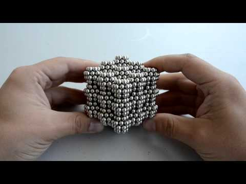 Rhombic Dodecahedron Truncated Octahedron Tessellation (Zen Magnets)