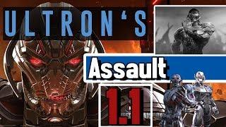 Ultron's Assault Variant Difficulty 1.1 Exploration   | THE DOOLIE GRIND