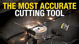 "How to Achieve PERFECT CUTS on Sheet Metal to 1/4"" Plate - Eastwood Panel Saw"