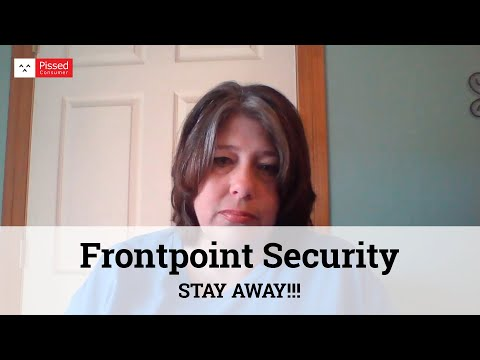 Frontpoint Security Reviews - I Have Nothing Good To Say About This Company