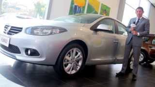 Renault Fluence 2013 Videos