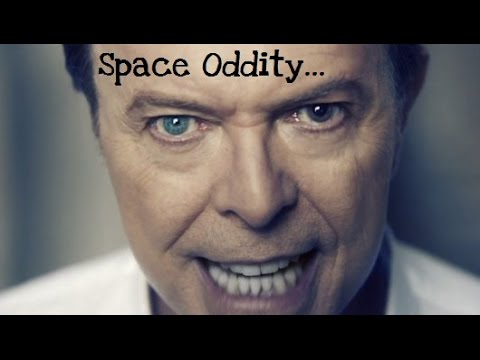 Ground Control to Major Tom - Space Oddity - David Bowie - Scott Douglas McDonald