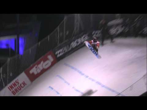 TTR Tricks - Peetu Piiroinen winning snowboarding tricks at Air & Style Innsbruck