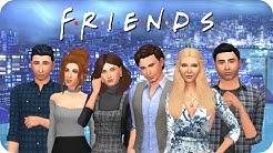 F.R.E.N.D.I.T | Sims 4 Simin Luonti