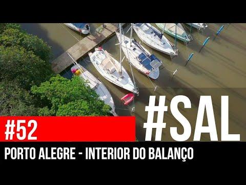 PORTO ALEGRE | #SAL #52  | Mostrando o interior do Balanço