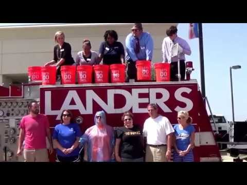 The Radio Group Shreveport Ice Bucket Challenge for ALS
