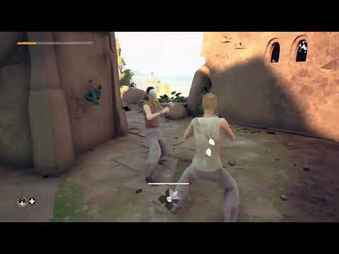 Absolver Martial Arts MMO