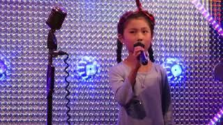 カトレア 小2 8歳『On Your Side』Superfly キラチャレ2017歌部門ファイナリスト