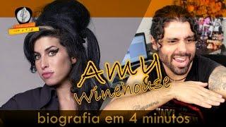 Amy Winehouse - Biografia em 4 minutos