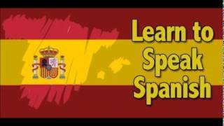 ★ LEARN SPANISH IN FEW STEPS ★ (part 2)