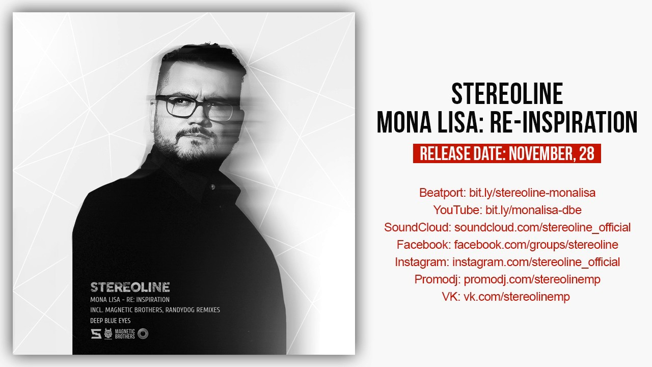 Stereoline - Mona Lisa (Magnetic Brothers Remix)