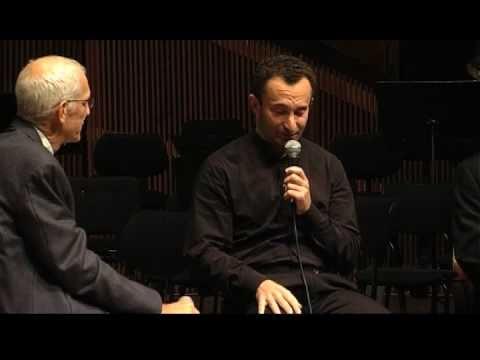 Interview with Petrenko & Lugansky 3/3