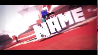 × Free Minecraft Intro Template | By Azwer ×