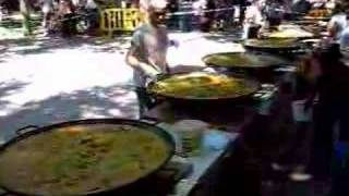 Fiestas 2007 En Pinto (madrid) Ii Gran Paella Popular