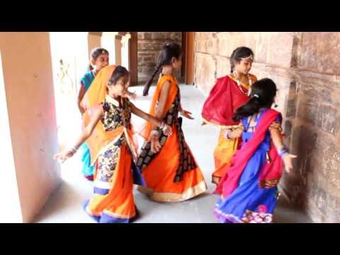 Bajare Nanda Gopala Hare Song By Steps Dance School