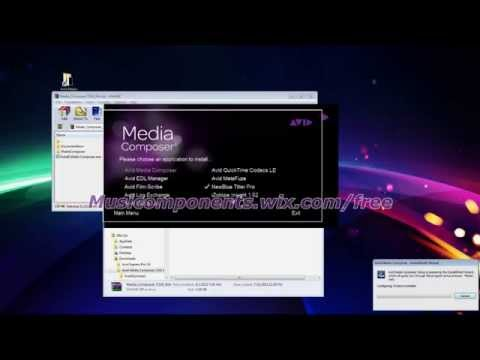 How to Download Avid Media Composer 7 Mac/Win [FREE]