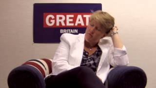 British Consulate General New York interviews Clare Balding, TV presenter
