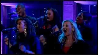 London Community Gospel Choir LIVE on ITV's Alan Titchmarsh Show 2012