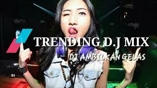 DJ AMBILKAN GELAS #2 || TRENDING D.J MIX 2019