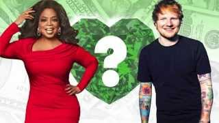 WHO'S RICHER? - Oprah or Ed Sheeran? - Net Worth Revealed!