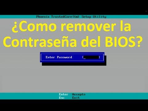 generador de password bios toshiba