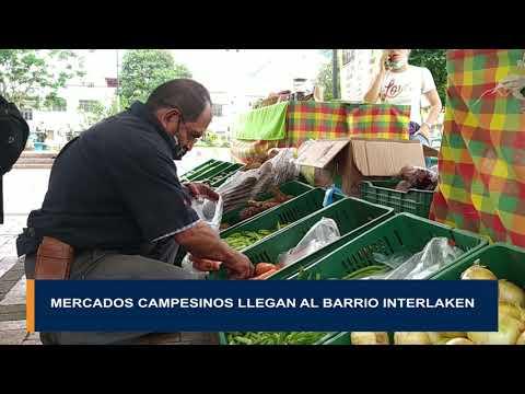 Este sábado llega el marcado campesino al barrio Interláken de Ibagué