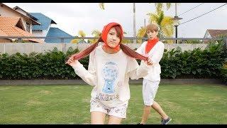 Crayon pop - Uhee (random cover by JoyceChu & JoeyRabbitz)