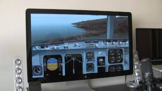 X-plane 9 Tutorial  Take off and landing on a Mac