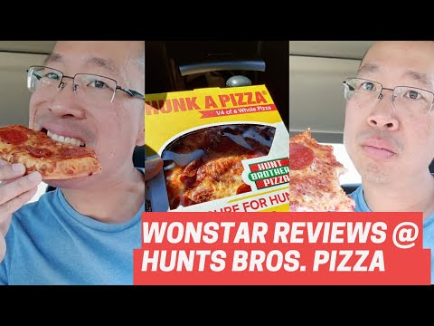 Hunt Brothers Pizza - Worth A Look? - Wonstar Reviews