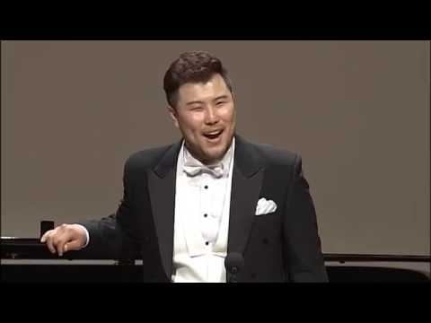김용호_Voice Male_2014 JoongAng Music Concours