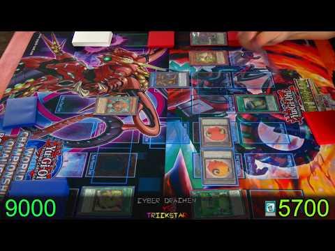Cyber Drachen vs. Trickstar - Runde 3 (Yu-Gi-Oh! - Duell / Februar 2018 Format)