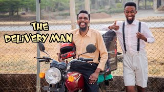 Download Yawa Comedy - THE DELIVERY MAN (YawaSkits, Episode 75)