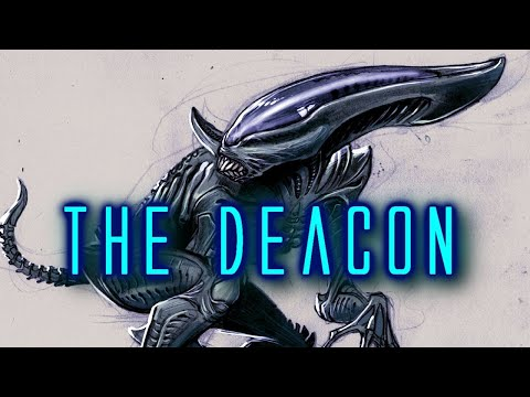 Deacon Alien Explained / Prometheus / Fire And Stone