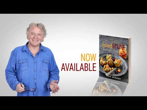 Foodstuff by Tony Jackman