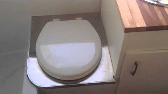 Composting toilet - YouTube