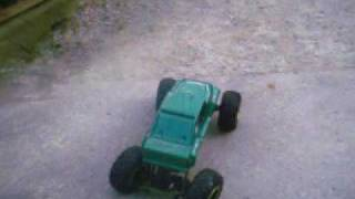 HSP Rock Crawler - with cheap 4 wheel steering ad-on