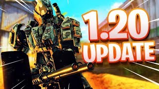 OPERATION APOCALYPSE Z.. NEW DLC WEAPONS, REAPER SPECIALISTS, and MORE! (COD BO4 1.20 UPDATE)