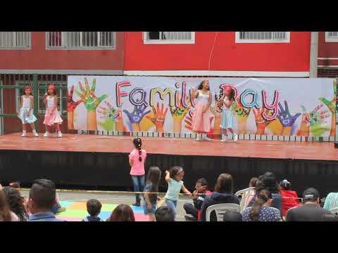 Grado Quinto - Canto a cuatro voces !!!