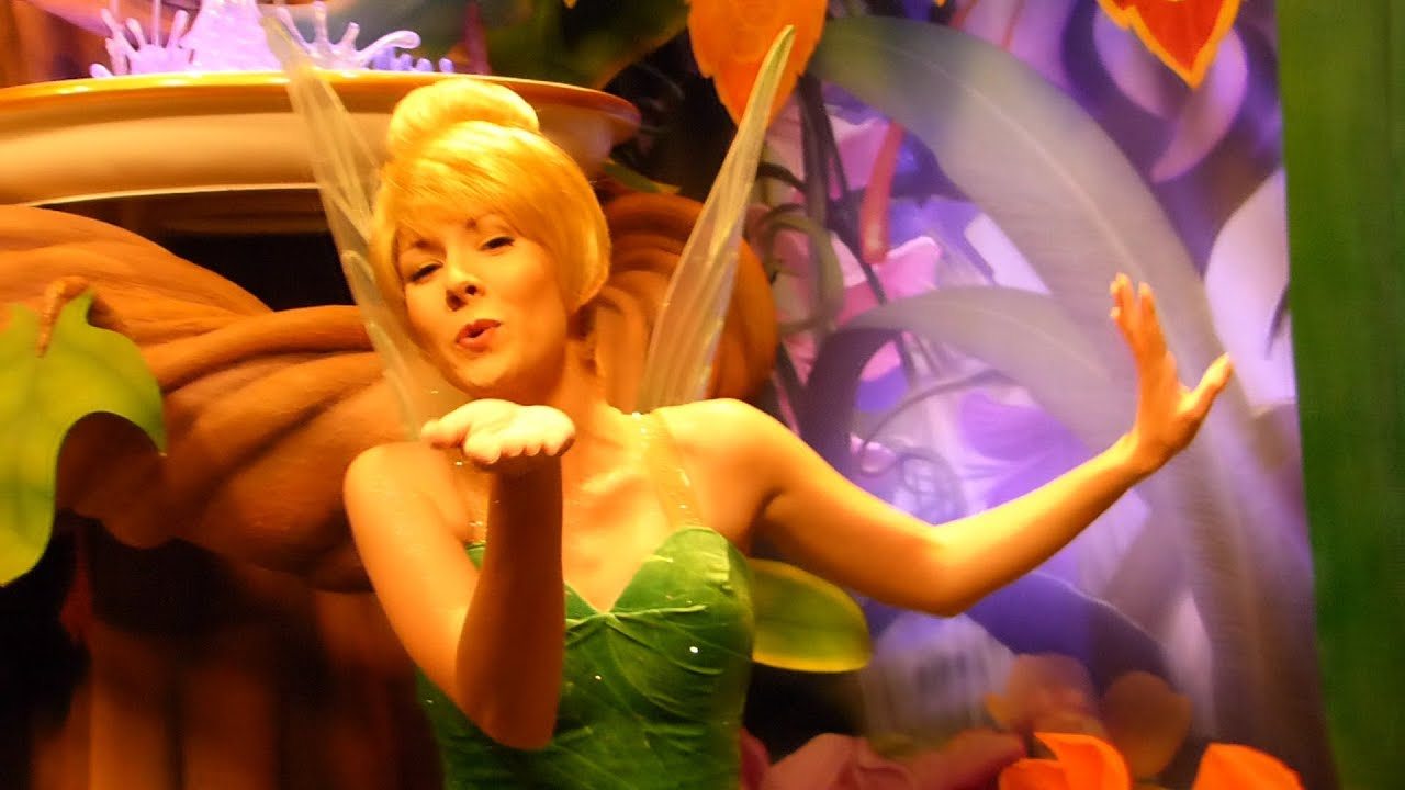 how to become tinkerbell at disney world