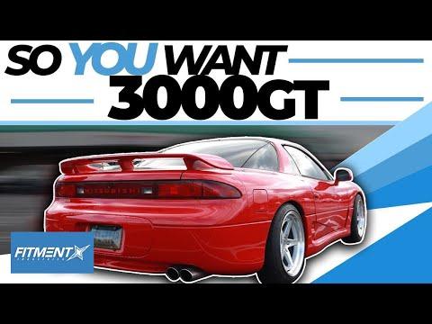 So You Want A Mitsubishi 3000GT