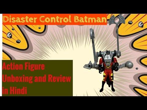 Funskool Disaster Control Batman