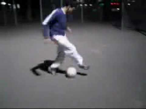 Awesome Soccer Juggling